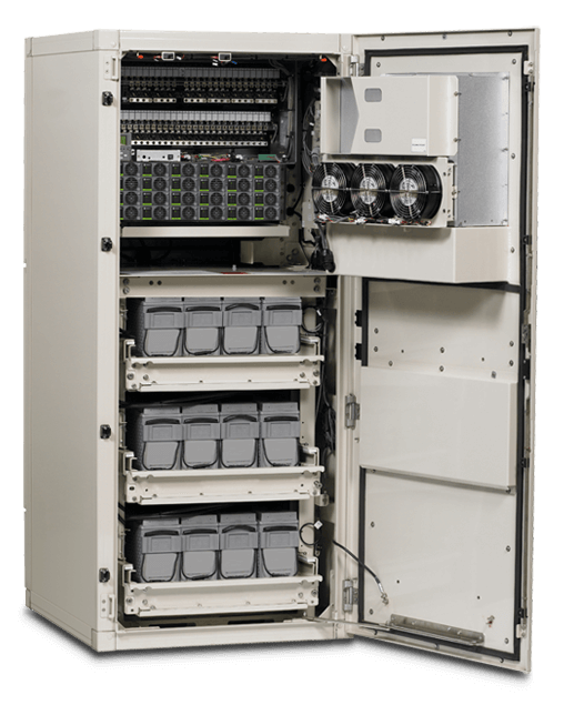 Bud Griffin and Associates Vertiv XTE 601P Series